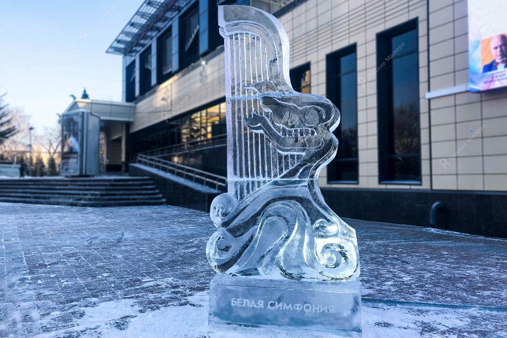 Ледяные скульптупы