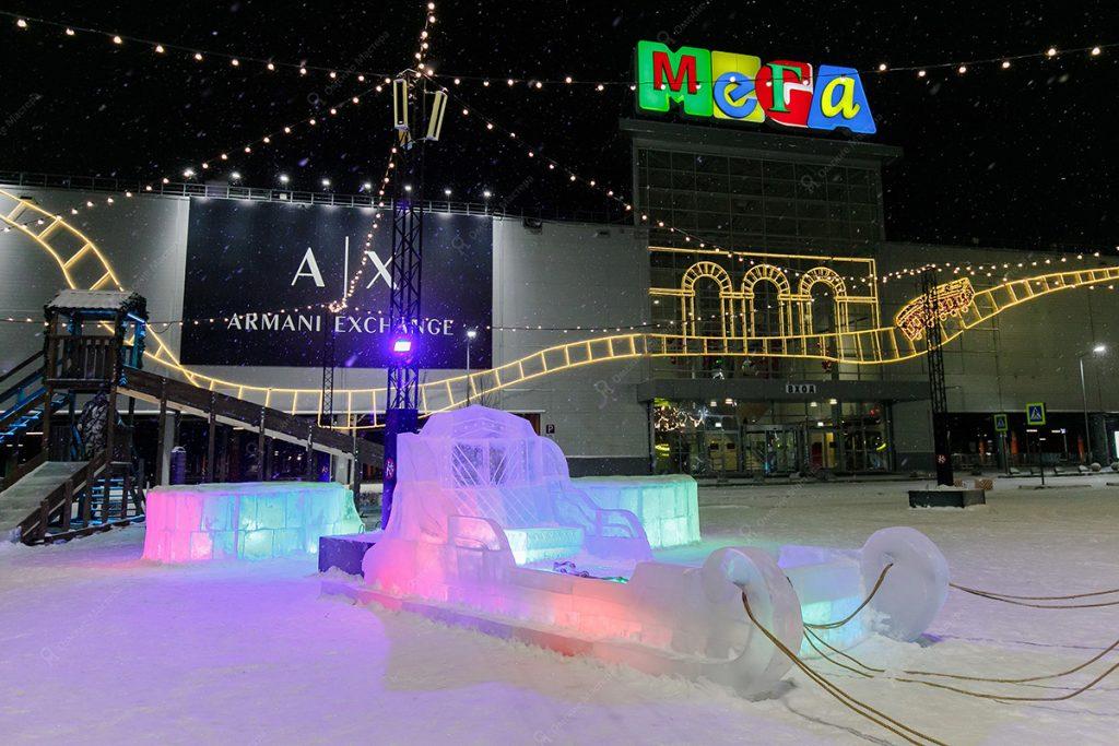 Ледовые и снежные городки